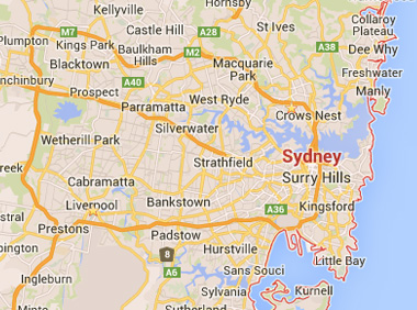 Suburbs that our Electricians in Sydney serve